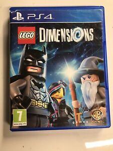 playstation 4 Spiel Lego Dimensions