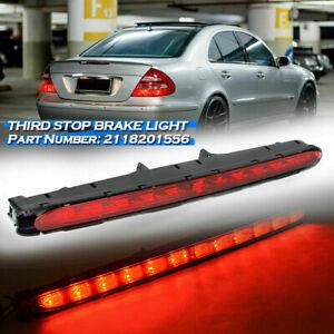 For Mercedes Benz W211 E350 E500 High Mount Third Brake Light/LED Rear Stop Lamp