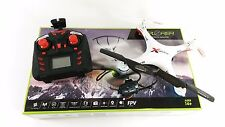 6-axis Gyro Quadcopter Drone Wi-Fi in Tempo reale Videocamera HD FPV RC Drone Elicottero UK