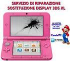 NINTENDO NEW 3DS XL 3DS SOSTITUZIONE SCHERMO DISPLAY LCD SERVIZIO DI RIPARAZIONE