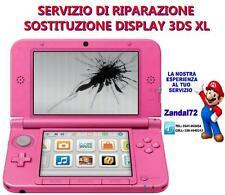 NINTENDO NEW 3DS XL 3DS SOSTITUZIONE SCHERMO DISPLAY LCD SERVIZIO RIPARAZIONE