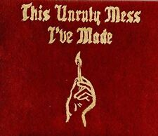 Macklemore and Ryan Lewis - This Unruly Mess Ive Made CD Rykodisc
