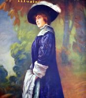 Hanger Miss Andrée Mégard Cover Polychrome Comoedia Shown N°2 1909