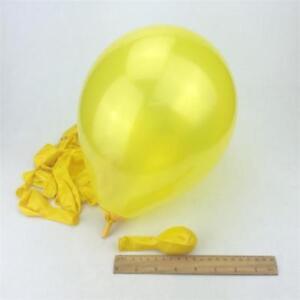 Party Balloon Inflatable Wedding Decoration Birthday Color Celebration 10Pcs Set