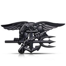 Car Auto Emblem NAVY SEALs Black Badge 3D Metal Patch Sticker Motorcycle Decor