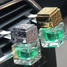 Car Dashboard Indoor Bottle Air Freshner Perfume Fragrance Diffuser Black