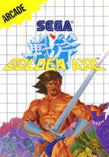 Incorniciato stampa -- Sega Master System GOLDEN Axe (immagine MEGA DRIVE ARCADE CLASSIC)