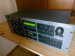 E-mu Proteus 2500 Rack Synth in Stellar Condition!