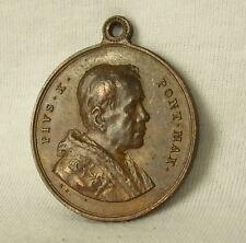 Medaille papale Pape Pope Papa Pius Pie Pio X Mater de bono consilio Medal