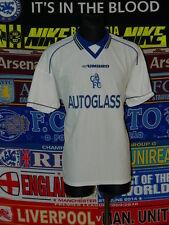 4.5/5 Chelsea adults XXL 1998 rare away football shirt jersey trikot soccer