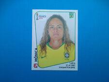 Figurine Panini Women's World Cup France 2019 n.217 Monica Brazil