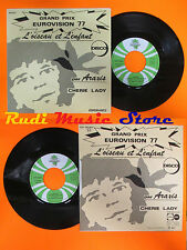 LP 45 7'' ARAXIS L'aiseau et l'enfant Cherie lady france ESPERANCE cd mc dvd