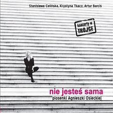 Piosenki Agnieszki Osieckiej - Koncerty w Trójce vol. 3  (CD) 2013 NEW