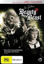 Beauty And The Beast (DVD, 2007) New  Region 4