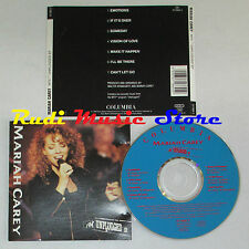 CD MARIAH CAREY MTV Unplugged ep 1992 austria COLUMBIA 471869 2 NO lp mc dvd vhs