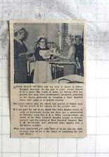 1969 Sister Grace Hughes In Charge Poltair Hospital Heamoor