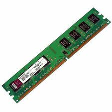Kingston 2GB (1x2GB) 240-pin DIMM 800MHz DDR2 RAM Module (KVR800D2N6/2G)