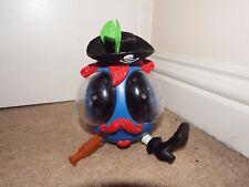 RARE Ooglies pirate figure toy sounds lights vibrates sensory toy vintage 1990s