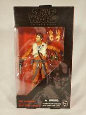 Hasbro Star Wars Black Series 6 Inch #07 Poe Dameron NIB Action Figure