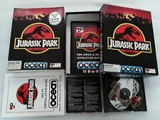 Jurassic Park Ocean Pc Cd-rom avec fourreau   -- PC -- Big Box