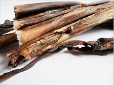 Dried HARD DEER VENISON SKIN - treats chews snacks 100% NATURAL Hypoallergenic