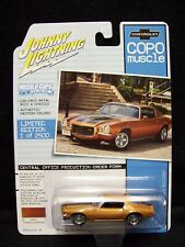 Johnny Lightning Copo #5 Release 2 1970 Copo Camaro RS Z/28 Limited Edition.
