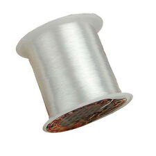 2X(70m/Rouleau 0.25mm corde fil de cordon pour Perles Peche WT