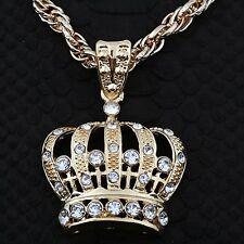 Men's Brass Chains, Necklaces & Pendants