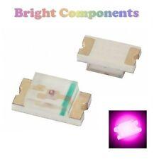 10 x 0603 Pink LED (SMD) - Ultra Bright - UK - 1st CLASS POST