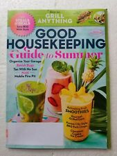 Good Housekeeping July/August 2020 Guide to Summer Grill Anything