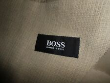 "Mens HUGO BOSS Blazer Jacket Sports Coat Linen Blend SIZE 40R 40"" REG - L@@K"