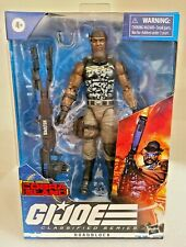 GI Joe Classified Series Roadblock 6 Inch Figure Target Exclusive Cobra Island