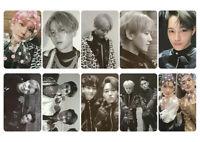 SuperM Version 3 Photocard Pop Up Store Postcard EXO NCT WAYV Shinee Fan Made