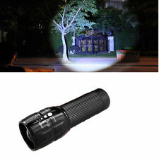 NEW Ultrafire Aluminum telescopic CREE XM-L T6 LED Mini Flashlight Torch Super