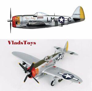 Hobby Master 1:48 P-47D Thunderbolt 56th FG 62nd Rozzie Geth II/Miss Fire HA8412
