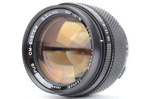 Olympus OM-SYSTEM G.ZUIKO AUTO-S 55mm f/1.2 Lens  **FUNGUS**  #P4403