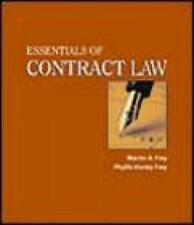 Essentials of Contract Law Frey, Phyllis H.; Frey,