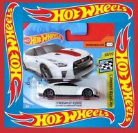 Hot Wheels 2020   ´17 NISSAN GT-R (R35)   137/250 NEU&OVP