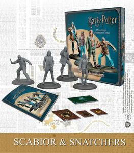 Harry Potter Miniatures Adventure Game - Scabior & Snatchers