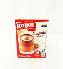 CUAJADA Traditional Spanish Desert Postre 16 Servings - FREE NEXT DAY DELIVERY