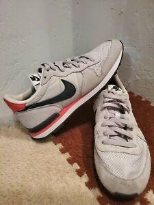 Polar envío viceversa  Las mejores ofertas en Nike Gris Hombre Nike Internationalist | eBay
