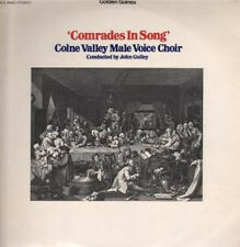 Colne Valley Male Voice Choir  –  Comrades In Song