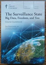 NEW SEALED Surveillance State Big Data & You 12 disc audio CDs with guidebook