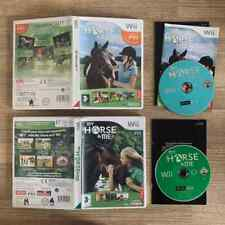 Nintendo Wii Videogames My Horse and Me and My Horse and Me 2 PAL ENG