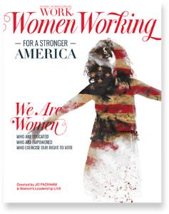 Where Women Create Work Magazine WOMEN WORKING Annual 2020