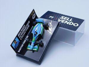 M. Schumacher Collection Nr.13 Benetton B194 Minichamps 510946405 1:64 Formel 1