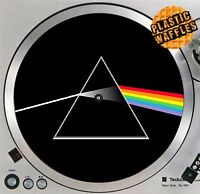 Pink Floyd Darkside DSOTM Slipmat #3 Turntable 12 LP Record Player DJ Audiophile