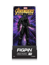 NEW FiGPin Avengers Infinity War * Black Panther * Marvel Licensed Enamel Pin