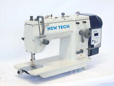 NEW-TECH 20U93D ZIG-ZAG LOCKSTITCH DIRECT DRIVE SEWING MACHINE COMPLETE SET