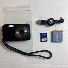 Kodak EasyShare V1073 10.0MP Digital Camera - Black, touch screen